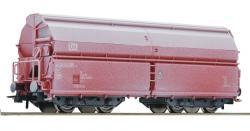 H0 Schwenkdachwagen Tal gealtert DBAG 066 3 452-5 NH2019[30.