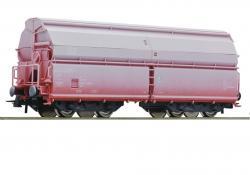 H0 Schwenkdachwagen Tal gealtert NH202066 3 120-8[UVP 30.90]