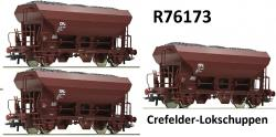 H0 Set 3 Güterwagen Fcs CFL Ep IV###(Lager Bayern[UVP 99.90]