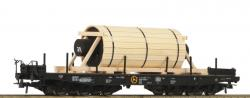 H0 Schwerlastwagen Stahlwalze DB Ep IV  NH2019       054.90]