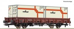 H0 Rungenw. + Container NS Ep IV     NH2019     [UVP 037.90]