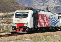 ~  E-Lok EU43-007 Lokomotion Ep VI AC  NH2019  [UVP  214.90]
