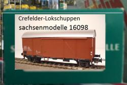 GUETERWAGEN GKLMS 207 DB (lagerd in Bayern)  [UVP 17.95]