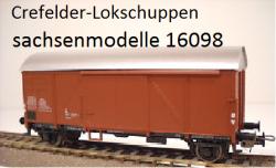 GUETERWAGEN GKLMS 207 DB (lagerd in Bayern)  [UVP 14.95]