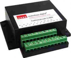 System SelecTrix 8-fach Funktionsdecoder Weichen/Signale