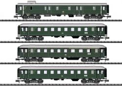 Spur N Eilzug-Wagen-Set DB            HMHI2020  [UVP 229.00]
