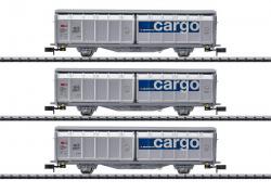 Spur N Güterwagen-Set SBB Cargo         NH2019  [UVP 119.99]