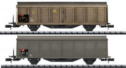 Spur N Schiebewandwagen-Set SBB Ep V    NH2019  [UVP  79.99]