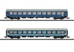 Spur N Schnellzugwagen-Set Orient-Ex    NH2019  [UVP  99.99]