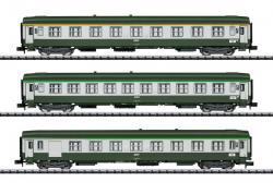 Spur N Schnellzugwagen-Set Orient-Ex    NH2019  [UVP 149.99]