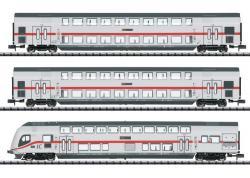 Spur N IC-Doppelstockwagen-Set DB AG MHI2019 ###[UVP 199.99]