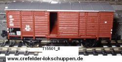 Güterwagen DB Ep.III   [13.95]