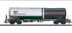 H0 ein Kesselwagen 95m³ OMV ermewa     ### [UVP 49.99]