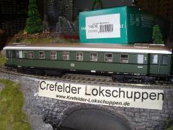 H0 Eilzugwagen 2.Kl.DB Ep3 Sachsenmodelle (lagert in Bayern)