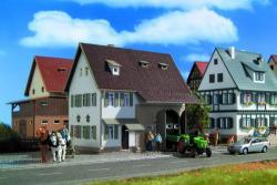 H0-Bauernhaus                                        Spur H0