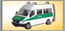 H0 MercedesB. SprinterPolizei                   [UVP  41.50]
