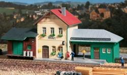 H0 Bahnhof HBahnhof Hohendorf