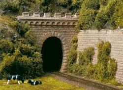 H0 TunnelporTunnelportale eingleisig