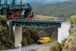 H0 FachwerkbFachwerkbrücke
