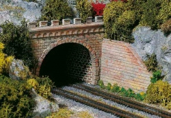TT TunnelporTunnelportale zweigleisig