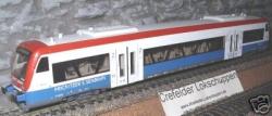 "VT650.01 Regioshuttle ""Prignitzer Eisenbahn"" Westmünsterland"