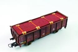 H0 Ladegut Ziegelsteine Länge 99mm für E-Wagen(Lager Bayern)