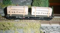 H0 2 Transportkisten 63x23x24mm Aug. Cordes zu Märklin 26614