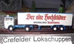 "MB Sattel-Zug ""Blauer Bock"""