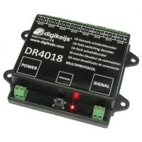 Digikeijs 4018 Schaltdecoder DCC/MM 16x Ausgänge