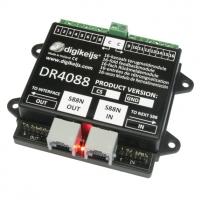 DR4088-CS 2 Leiter 16-kanal Rückmelde LocoNet S88N Master