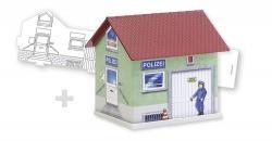 H0   BASIC Polizei, inkl. 1 Bemal              [UVP    7.29]