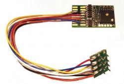DCC Decoder mit RailCom 8 pol NH2013 ###     [UVP 039.40]