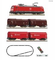 Spur N z21 Startset BR 185 + Güterwagen NH2019  [UVP 279.90]