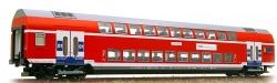Doppelstockwagen BLS 2.Kl. 50 80 26-81 235-6 Innenbeleucht