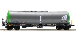 H0 Kesselwagen Zacns 98 Railrent ERR zeleny