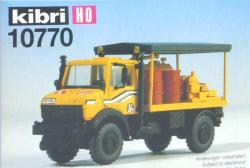 H0 UNIMOG Abschmierfahrzeug  zeug        NH2018 [UVP  44.95]