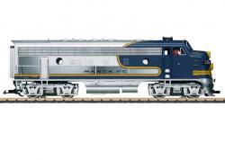 Spur G Santa Fe Diesellok F7 A        HeNH2020       0155000