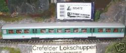 "Regionalbahnwagen 2.Kl. DB AG Typ ""Silberling"" Ep.5   1:87"
