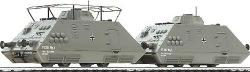 Panzerspäh-Zug Set 1 (mit Ant                   [UVP 149.50]