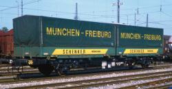 Spur N Containertragwagen Lgjs 571 DB EpIV NH2015[UVP 76.00]