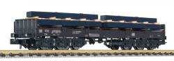 Spur N 6-a Schwerlastflachwagen DB Ep IV        [UVP  68.00]