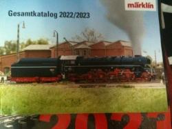 15718 Märklin-Katalog 2021/2022 DE