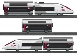 H0 Startp. TGV Duplex my world     NH2021       [UVP 59,99