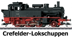 H0 Dampflok BR 74 DB   SOUND            NH2020  [UVP 220.00]