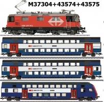 H0 Set Re420 202-4 SBB SOUND S-Bahn Zürich Ep 6 ###UVP584.99