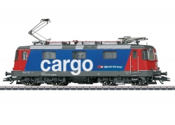 H0 E-Lok Re421  378-1 SBB Cargo SOUND Ep 6 NH2021[UVP 349,0