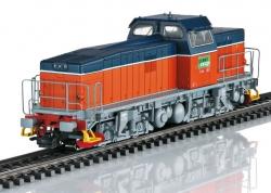 H0 Diesellok T44 Green Cargo SE     HeNH2020    [UVP 379,00