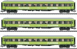 H0 Personenwagen-Set Flixtrain  in   ###      [U[UVP1129,00