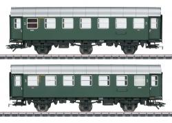 H0 Umbauwagen-Paar 3.Kl.DB          SAus20   ###[UVP 115,00