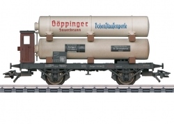 H0 Gas-Kesselwagen DRG              HeNH2020    [UVP 39,99